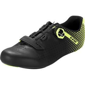 Northwave Core Plus 2 Shoes Men, zwart/geel